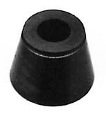 """Coats 110411 Medium Cone, 28mm, (2.25"""" - 3.00"""")"""