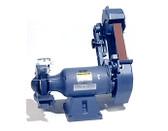 Baldor Combination Abrasive Belt Sander/Grinder (1 PH)