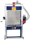 Hein-Werner Shop Press Guard for 100 Ton Presses