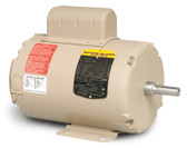 Baldor AFL3522A 1.5 HP 3450 RPM TEAO Single Phase Aeration Fan Motor