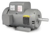 Baldor GDL1605T 5 HP 1725 RPM Single Phase ODP Grain Dryer Centrifugal Fan Motor