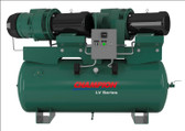 Champion LV05PDRHS-12 7.5 HP 120 Gal Horizontal Tank