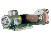 Burr King Model 600 Deburring & Polishing Machine