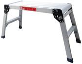 ATD 10325 Heavy-Duty Folding Aluminum Platform