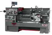 Jet 321570 Lathe, Newall DP700 DRO and Taper Attachment