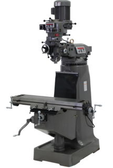 JET 692188 JTM-1 Mill, 230V 3Ph, Newall DP500 DRO and X-Axis Powerfeed
