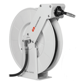 Samson 504 250 Full Metal Reel HD Double Pedestal Hose Reel