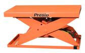 PRESTO XL 24-20 STANDARD DUTY SCISSORS LIFTS