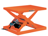 PRESTO WXS24-10 Light-Duty Electric Scissor Lift Table