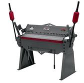 """JET 754110 BPF-1248, 48"""" x 12 Gauge Floor Model Box and Pan Brake"""