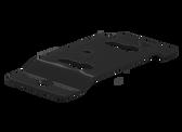 Titan WC-1500X-QDB-BK Bulldog Quick Detach Base