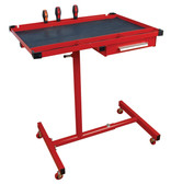 ATD 7012 Heavy-Duty Mobile Work Table with Drawer