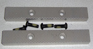 Columbian Replacement Vise Jaws