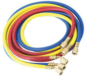 "Robinair 30072 72"" A/C Charging Hoses w/1/4"" Fittings"