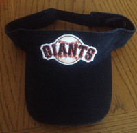 Blinged San Francisco Giants Baseball Visor