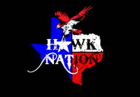Hawk Nation Texas Style Tee