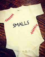 """Smalls"" Onesie or Tee"