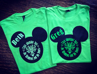 Disney's Haunted Mansion Tee