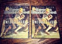 SPORTS ILLUSTRATED SPECIAL ISSUE Dec 4th STILL IN PLASTIC