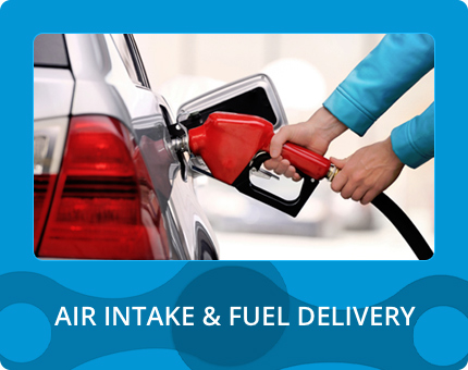 AIR INTAKE & FUEL DELIVERY