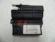 04 05 06 AUDI A8 A8L AWD QUATTRO BATTERY POWER SUPPLY MODULE CONTROL 4E0907280A OEM