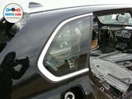 BMW E70 X5 REAR RIGHT QUARTER GLASS WINDOW OEM