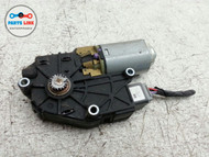 MASERATI QUATTROPORTE Q4 M156 SUN ROOF SUNROOF MOTOR DRIVE ASSEMBLY OEM