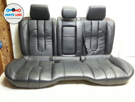 RANGE ROVER EVOQUE REAR SEATS SEAT BACK BENCH BLACK LEATHER ASSEMBLY OEM