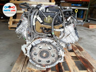 2009 LEXUS LS460 ENGINE AWD MOTOR ASSEMBLY OEM