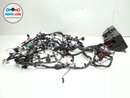 2012 JAGUAR XF X250 5.0L V8 FRONT RIGHT FUSE BOX UNDERHOOD W/ WIRING HARNESS OEM