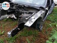 JAGUAR XJ XJ-L XJL X351 FRONT LEFT DRIVER SIDE CUT APRON INNER FENDER RAIL BEAM