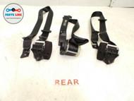 JAGUAR XJ XJ-L XJL X351 REAR SEAT SEATBELT BELT RETRACTOR BELTS SET OEM