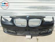 2010-2013 BMW 550I GT F07 4.4L AWD FRONT BUMPER COVER W/ GRILLE FOG LIGHT OEM