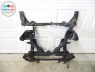 07-13 BMW X5 AWD UNDERCARRIAGE CROSSMEMBER CRADLE SUB FRAME FRONT ADAPTIVE DRV