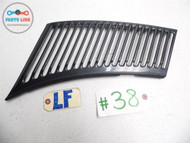 MERCEDES 107 TYPE 450SL 1979 LEFT FRONT WINDSHIELD COWL GRILLE VENT GRILL OEM