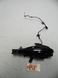 07-12 BMW 335 335XI X-DRIVE E92 COUPE DOOR HANDLE OUTSIDE BLACK RIGHT OEM