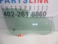 11 12 13 14 VW JETTA SE DOOR GLASS WINDOW FRONT RIGHT PASSENGER SEDAN OEM