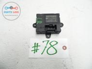 RANGE ROVER SPORT 5.0L DOOR CONTROL MODULE REAR LEFT REAR DRIVER SIDE OEM