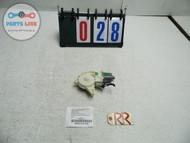 MERCEDES C CLASS W204 C300 REAR RIGHT WINDOW REGULATOR MOTOR OEM