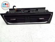 AUDI S5 CENTER DASH VENT GRILLE AC AIR CONDITIONING HEAT OUTLET WITH TRIM OEM