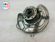 BMW 335I 335 SPINDLE KNUCKLE HUB BEARING ASSEMBLY RIGHT FRONT SIDE OEM