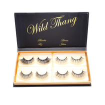 The Wild Thang Collection by Lena Lashes open box