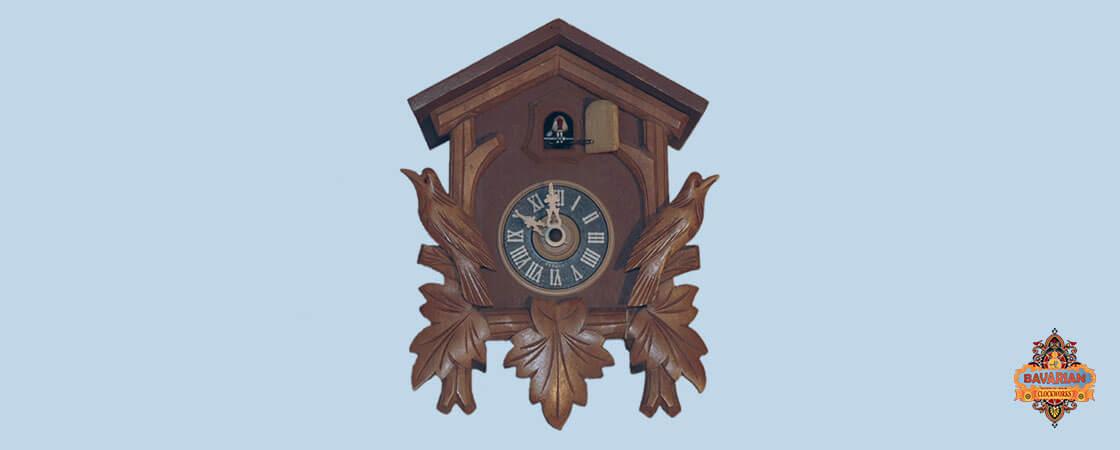 Handcrafted German Gifts Cuckoo Clocks