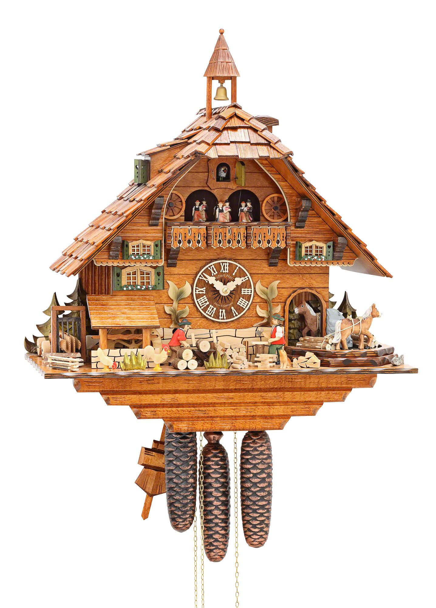 cuckoo clocks award winner 2013