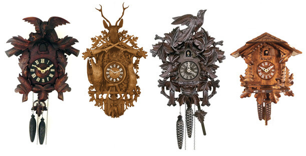 black forest cuckoo clocks history