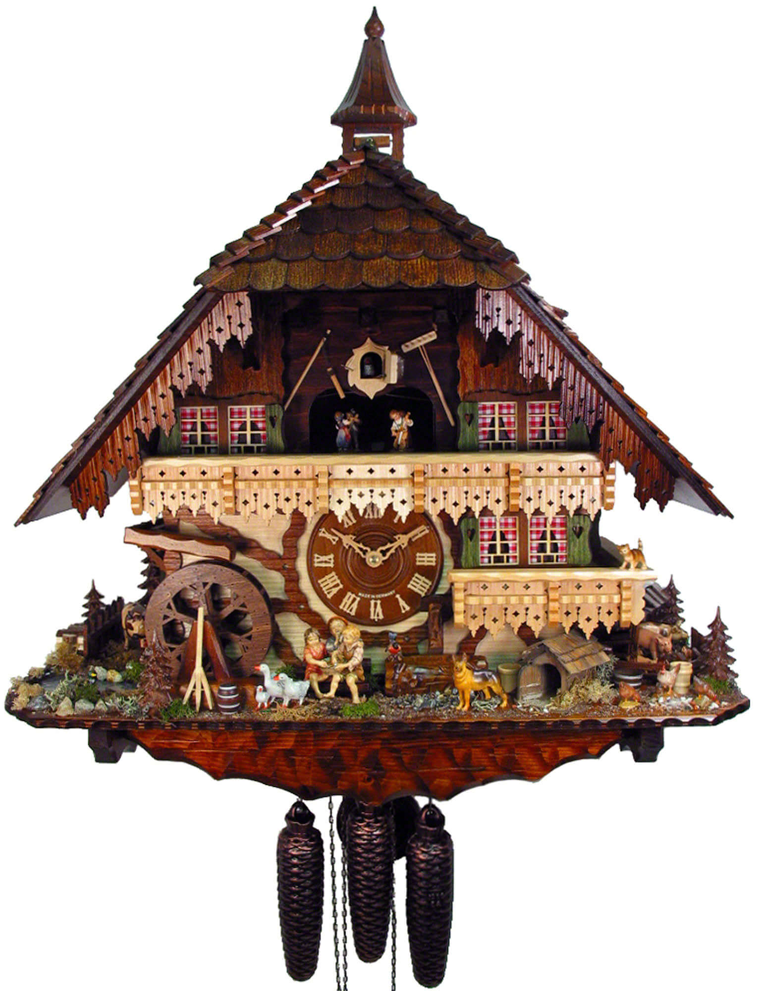 Cuckoo Clock Of The Year Award Winners The Complete List