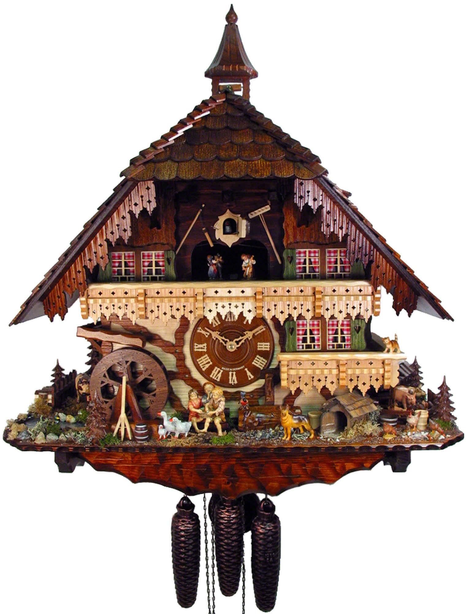 best coocoo clock 2008