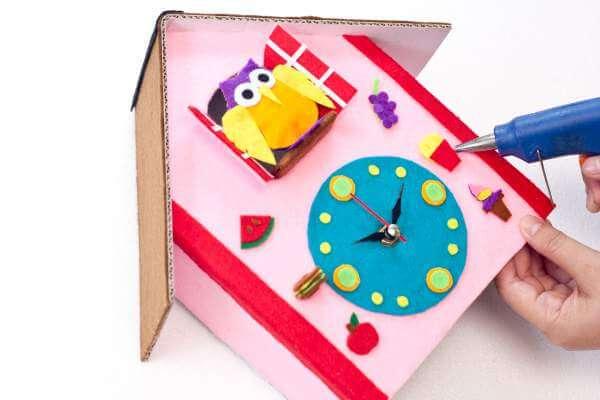 Diy Cuckoo Clock Crafts For Kids Bavarian Clockworks