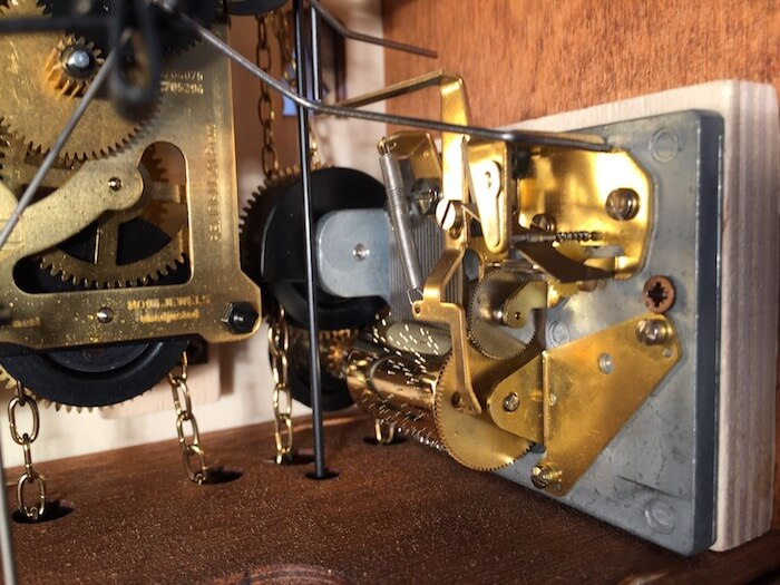 coo coo clock repair music box