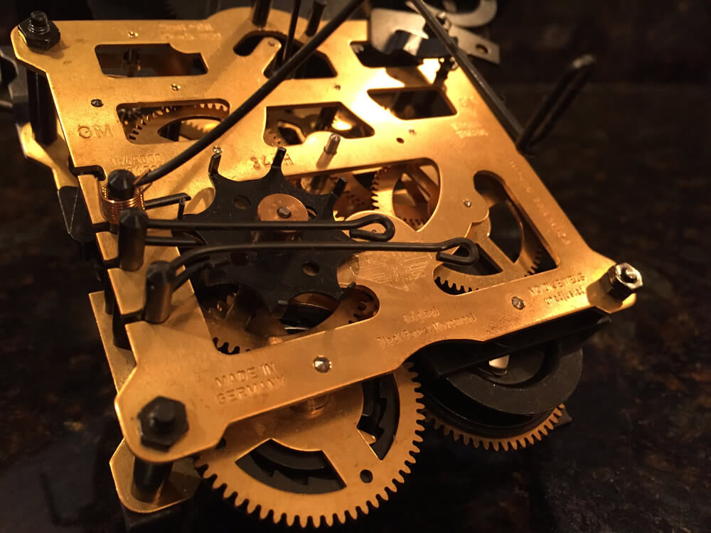 Cuckoo Clock mechanism